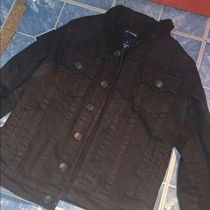 Black True religion Jacket